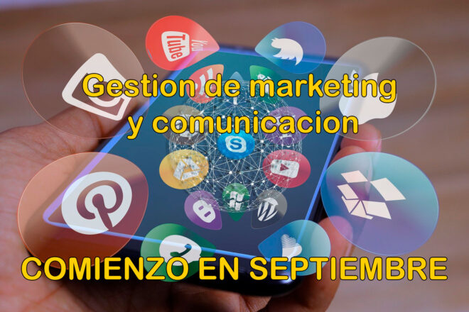 GESTION MARKETING SEPTIEMBRE