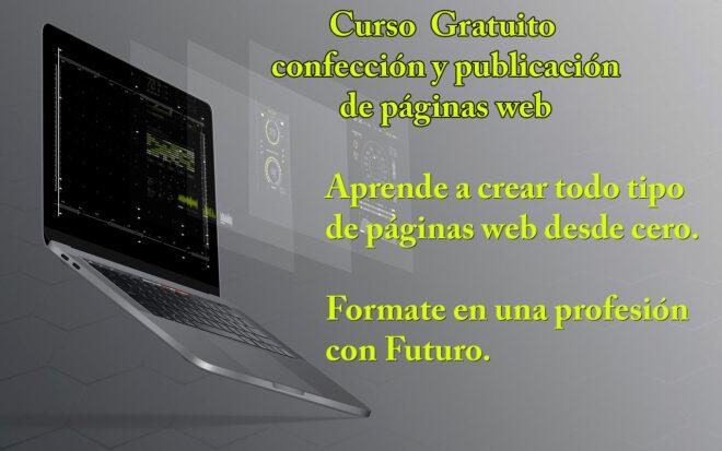 curso diseño paginas web